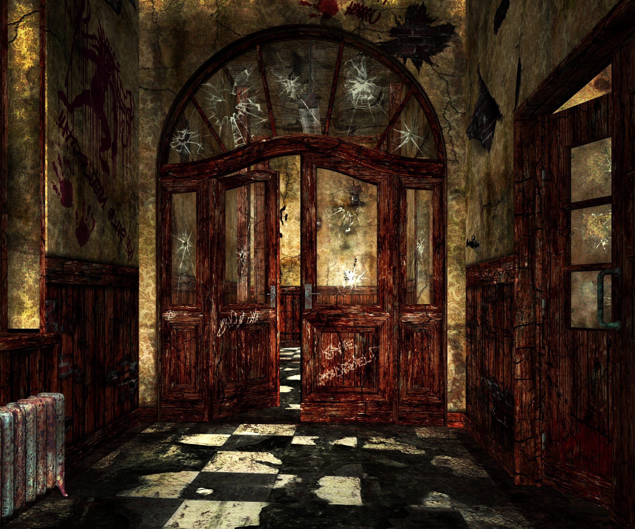 most extreme haunted houses in Ohio